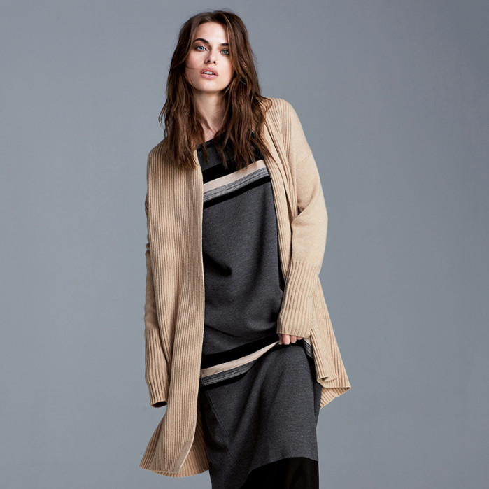 reputable site a6d54 80839 Fashion how to: il maxi cardigan