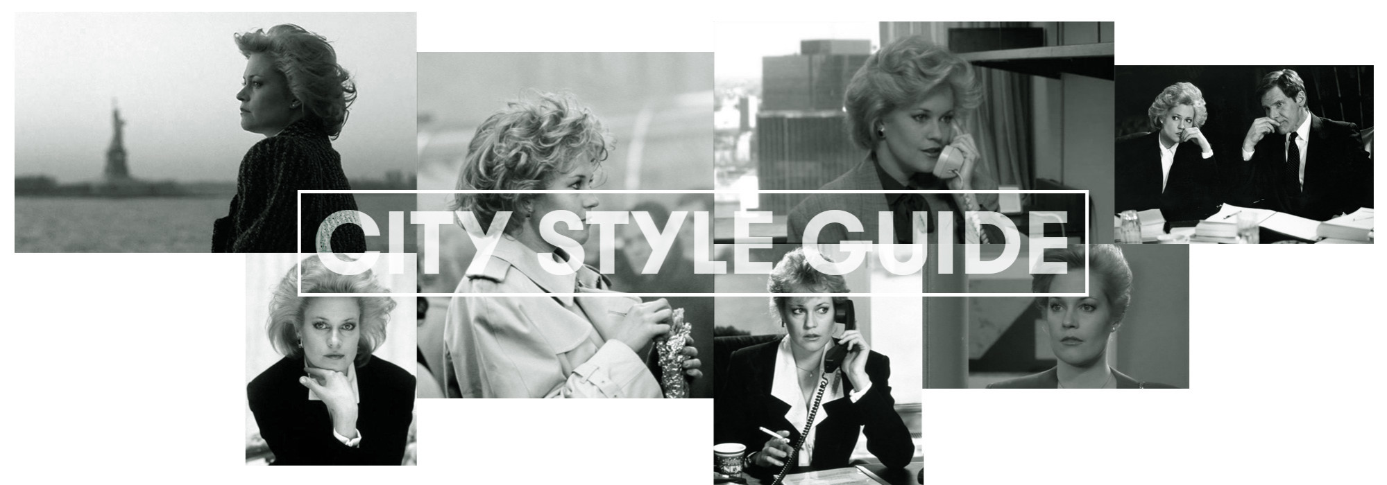 c9b04d473c City style guide: generazione working girl